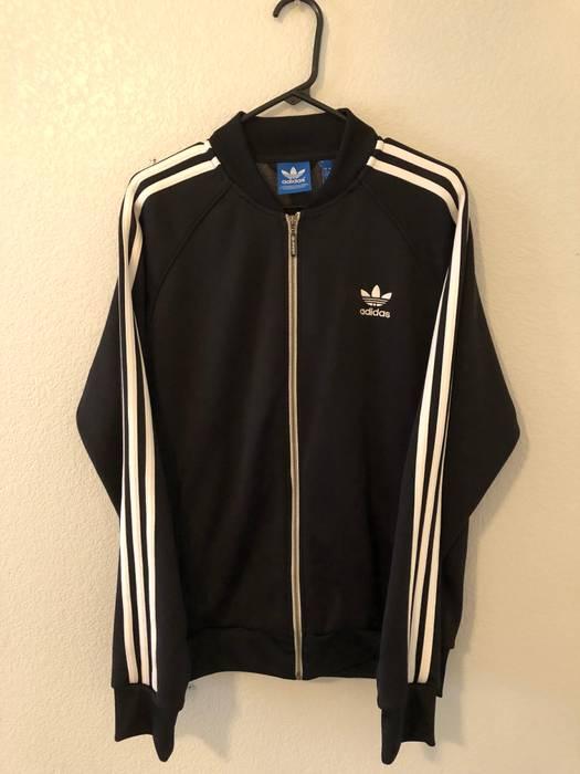 57e38d165cdb Adidas Superstar Track Jacket Size l - Light Jackets for Sale - Grailed