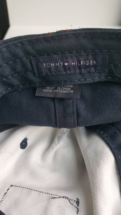 0119f26a4da92 Tommy Hilfiger Vintage tommy hat Size one size - Hats for Sale - Grailed