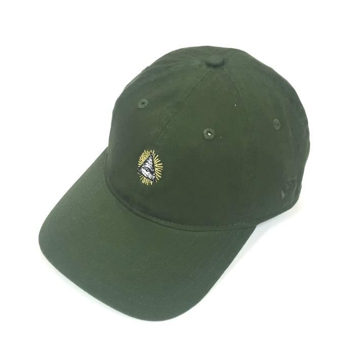 New Era Illuminati Pyramid Eye Dad Hat Size one size - Hats for Sale ... 5aa3c299da7