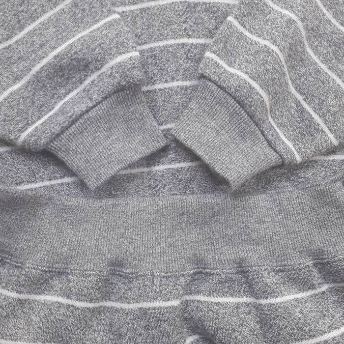Lyle   Scott Lyle   Scott Long Sleeve Stripes Button Up Sweater Size US M   ee9724b91