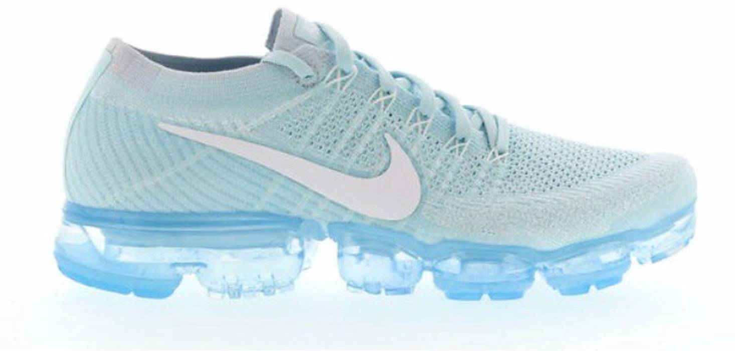 dcf514d8a37f Nike Vapormax Flyknit Glacier Blue Size 11 - Low-Top Sneakers for ...