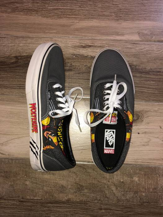 576ceb330e7 Home Shop Footwear Low-top Sneakers. Slide 1 of 6. Vans Marvel Comics  Wolverine Vans Size US 8.5   EU 41-42