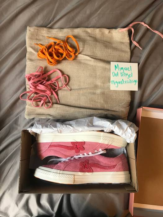 13df2a1fdea6 Converse Golf le Fleur Tyler The Creator One Star Converse shoes Size US  8.5