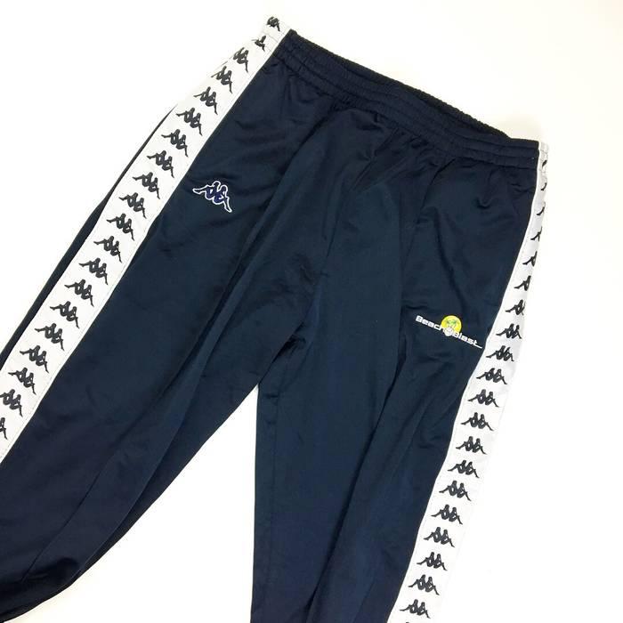 Kappa Kappa Track Pants XL Navy Blue Repeat sweatpants track suit ... a22061495