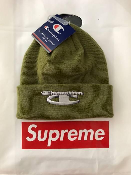 Supreme Supreme® Champion® 3D Metallic Beanie Size one size - Hats ... 71b51a3a2fb