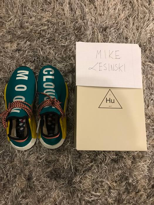 d027adecf Adidas Human Race NMD TR Sun Glow Size 9 - Low-Top Sneakers for Sale ...