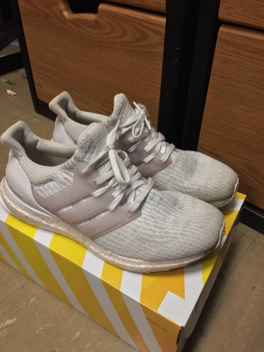 6ba0e4940d154 Adidas Ultra Boost UB 3.0 White Size 10.5 - Low-Top Sneakers for ...