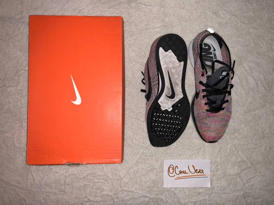 3ec0d7197e98 Nike Nike Flyknit Racer - Multicolor 2.0 Size US 10.5   EU 43-44 -