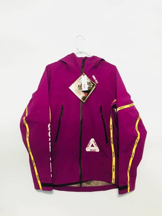c625a9ae9b17 Palace Palex Gore-tex Jacket Purple Palace x Goretex Size m - Light ...