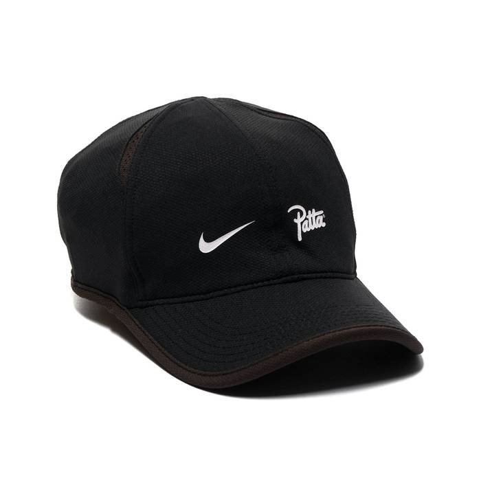 Nike Nike x PATTA Cap Black Nike Size one size - Hats for Sale - Grailed 3027d7c5848