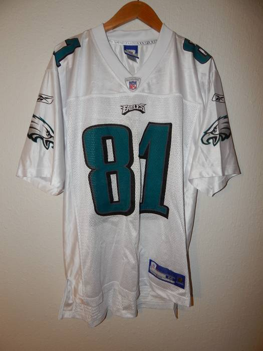 Vintage Terrell Owens Philadelphia Eagles Jersey Size US M   EU 48-50   2 fe55ea53f