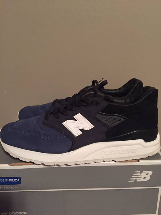 hot sale online 55c76 a911d ... order new balance city never sleeps new balance 998 size us 10 eu 43  18dea a1d0d