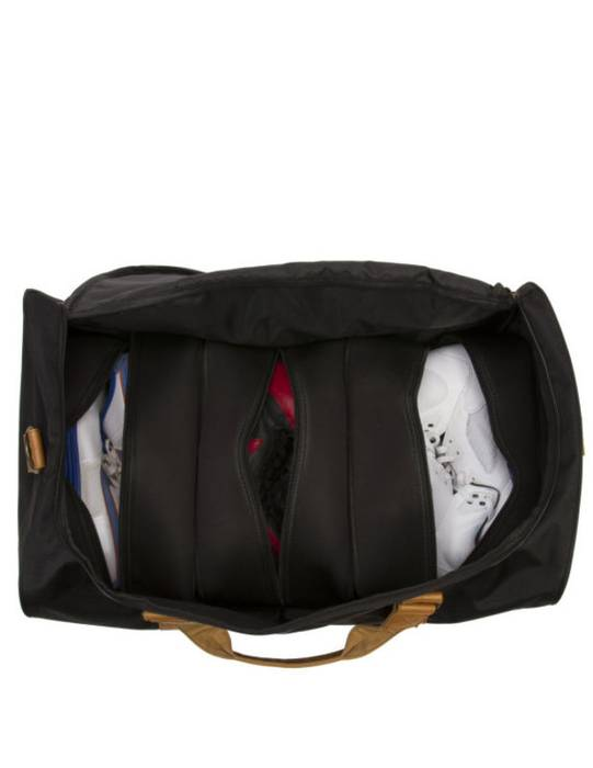 Flud Mayor Sneaker Duffle Bag Black Size One