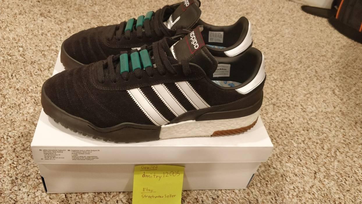 purchase cheap 9a877 d6a7b Adidas Adidas AW Bball Soccer Alexander Wang (Core Black) (Size US 10.5)