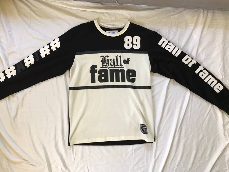 Hall Of Fame Hall Of Fame Hockey Jersey Size m - Long Sleeve T ... f9cdf7e49be