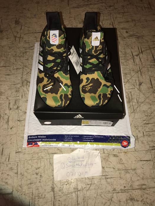 be38be9f1fd Adidas Adidas Bape Ultra Boost Size 10 - Low-Top Sneakers for Sale ...
