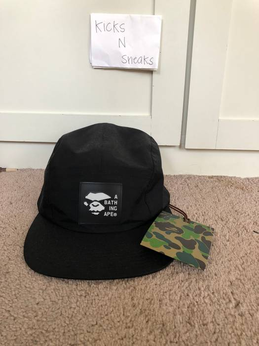 Bape Bape 5 panel hat Size one size - Hats for Sale - Grailed 8f3d85567b16