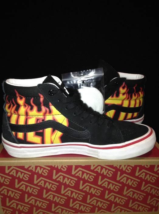 51657d8ad14 Vans Vans X Thrasher Size 7.5 - Hi-Top Sneakers for Sale - Grailed