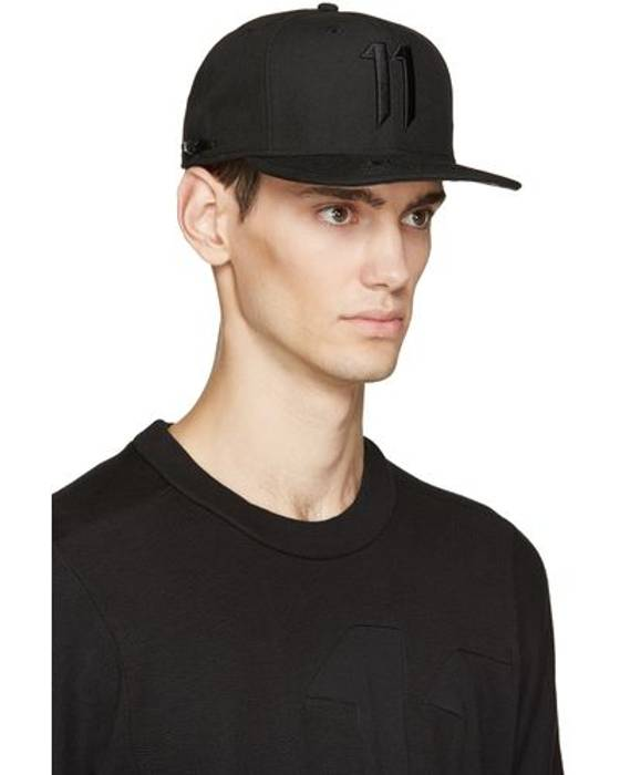 11 By Boris Bidjan Saberi Embroidered 11 Hat Size one size - Hats ... dc6c222fc0f