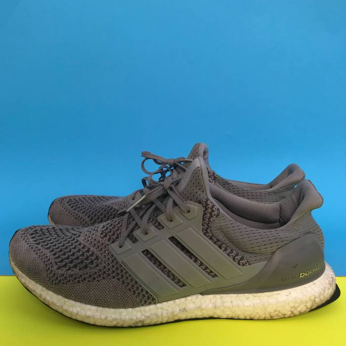 852bfdd55c4aa Adidas Ultra Boost 1.0 Wolf Grey Size 14 - Low-Top Sneakers for Sale ...