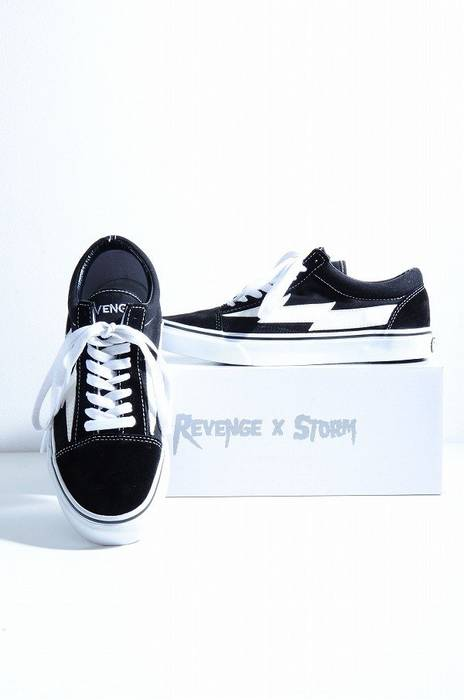 ddf9e1b8933db4 Vans Revenge X Storm Black Shoes Size 9 - Low-Top Sneakers for Sale ...