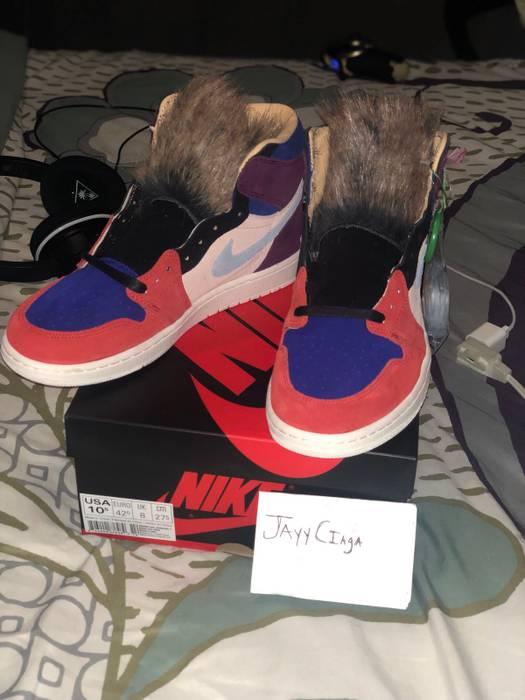 1733cf91554c2b Jordan Brand Nike Air Jordan 1 Aleali May Court Luxe Size 9 - Hi-Top ...