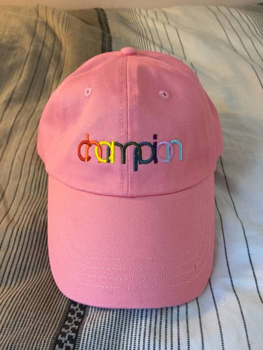 41e4de0774b18 Kith Nyc Kith X Champion cap Size one size - Hats for Sale - Grailed