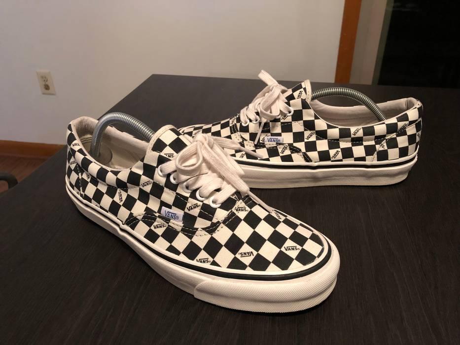 Vans Vans Vault Era Checkerboard Fear Of God Jerry Lorenzo Size US 10   EU  43 1c34aa38f