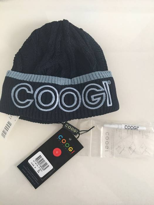 Coogi Authentic Coogi Beanie Skull Cap Size xl - Hats for Sale - Grailed 54ab1e9dab6