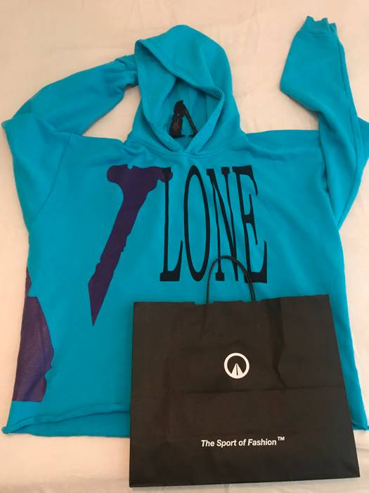 9f6bb9a8f769 Vlone Vlone x Unknwn Hoodie Size xl - Sweatshirts   Hoodies for Sale ...