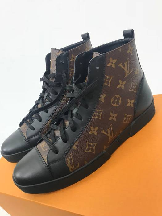 ee9722eda5157 Louis Vuitton Match-Up sneaker Boot Size 9 - Hi-Top Sneakers for ...