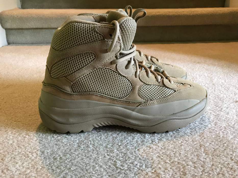 7a3cca49d0b Yeezy Desert Rat Boot Sizing - Collection Of Rat Types