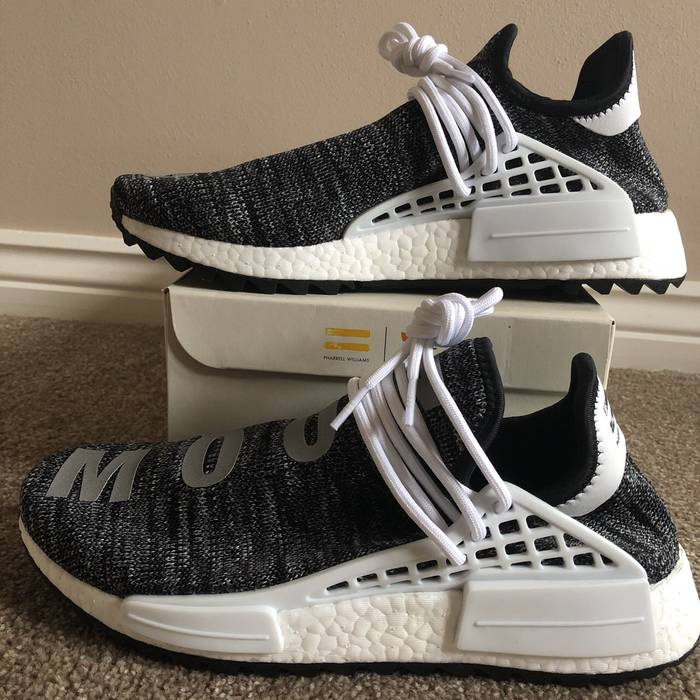 8124c711d510b Pharrell Human Race NMD Trial Oreo Size 8.5 - Low-Top Sneakers for ...
