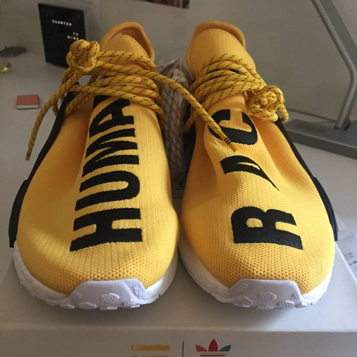 5578a0d58 ... Adidas Pharrell Adidas NMD Human Race Size US 10.5 EU 43-44  How To Buy  The Chanel x ...