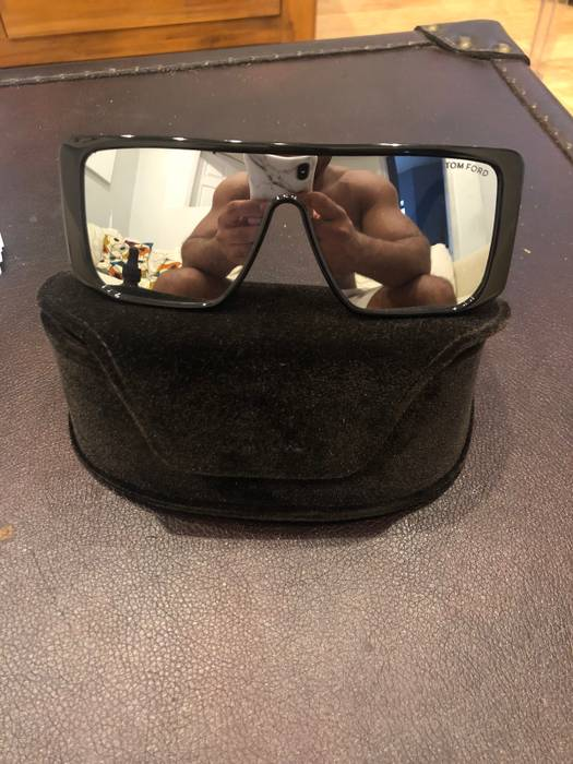 8bc53d33824 Tom Ford Atticus Size one size - Sunglasses for Sale - Grailed