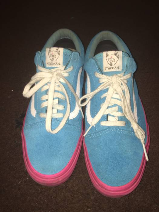 4d261c3507 Golf Wang Tyler The Creator Vans Size 10.5 - Low-Top Sneakers for ...