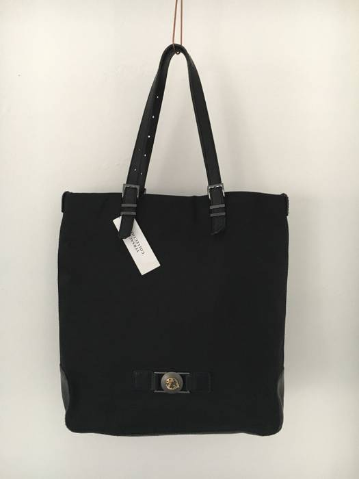 badedd1fa4a2 Versace Versace Black Tote Bag Size one size - Bags   Luggage for ...