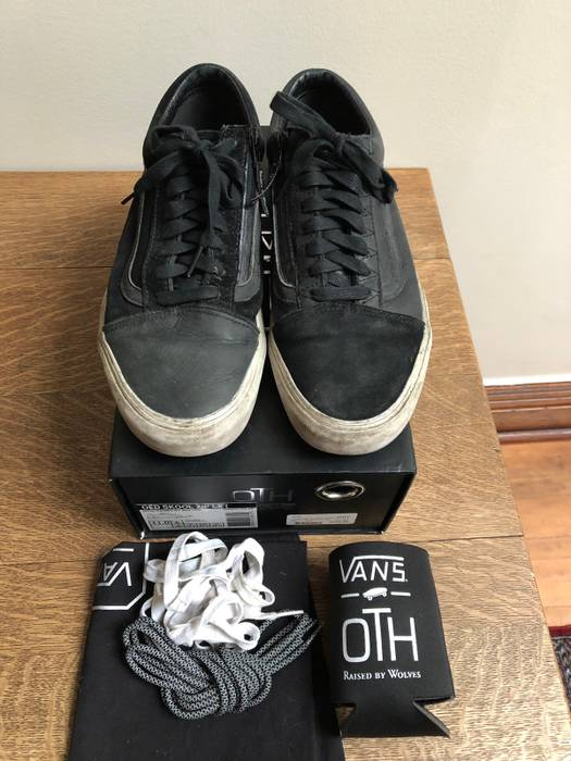 eead93e8dab Vans Raised By Wolves Size 11 - Low-Top Sneakers for Sale - Grailed