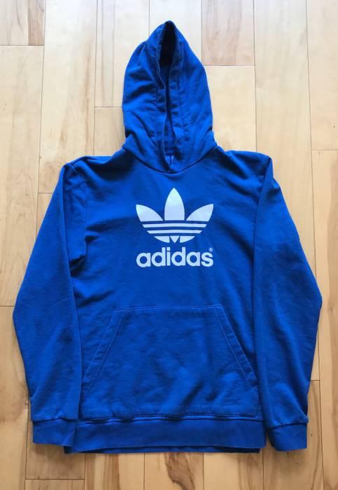 c191cc307d Adidas ADIDAS HOODIE YOUTH XL WOMENS S MEN S XXS Size US XXS   EU 40