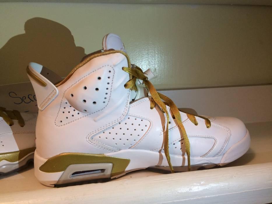 eae19eae34780 Jordan Brand Jordan Retro 6 Golden Moments Size 8 - Hi-Top Sneakers ...
