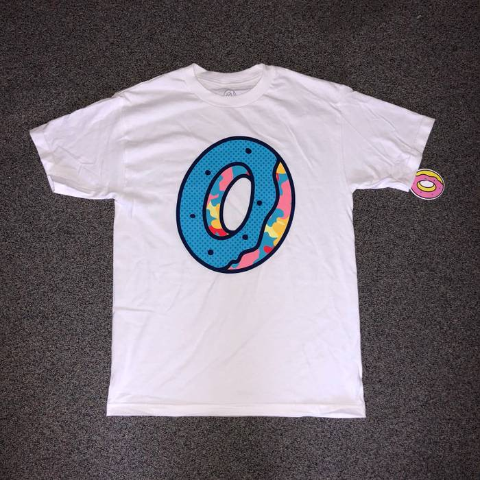 e33a1e615a1 Odd Future Odd Future Donut T Shirt Size m - Short Sleeve T-Shirts ...