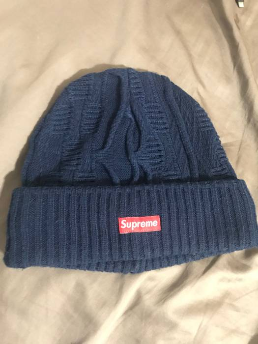 "Supreme Knit ""coogi"" Beanie Size one size - Hats for Sale - Grailed 558dd3c423e"