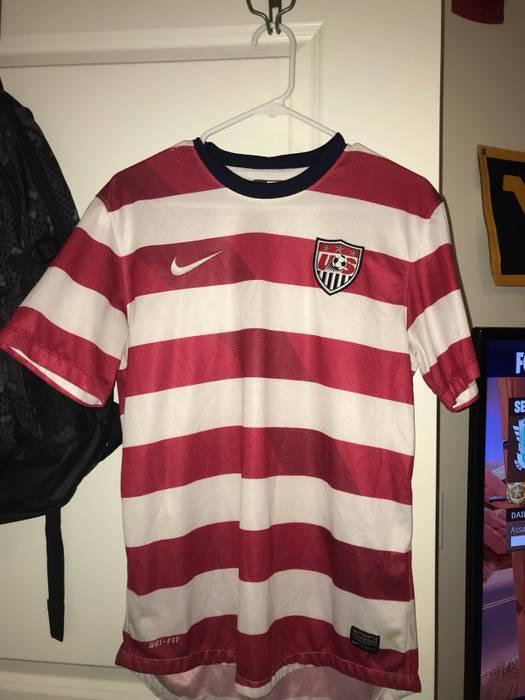 3abc43007 Nike Men s USA Soccer Jersey Size m - Jerseys for Sale - Grailed