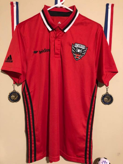 Adidas D.C United Jersey Replica Size l - Jerseys for Sale - Grailed 626657693