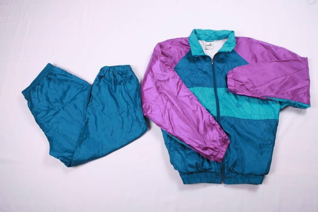 Vintage Puma Vintage Tracksuit Size m - Sweatshirts   Hoodies for ... e0afcb448678d