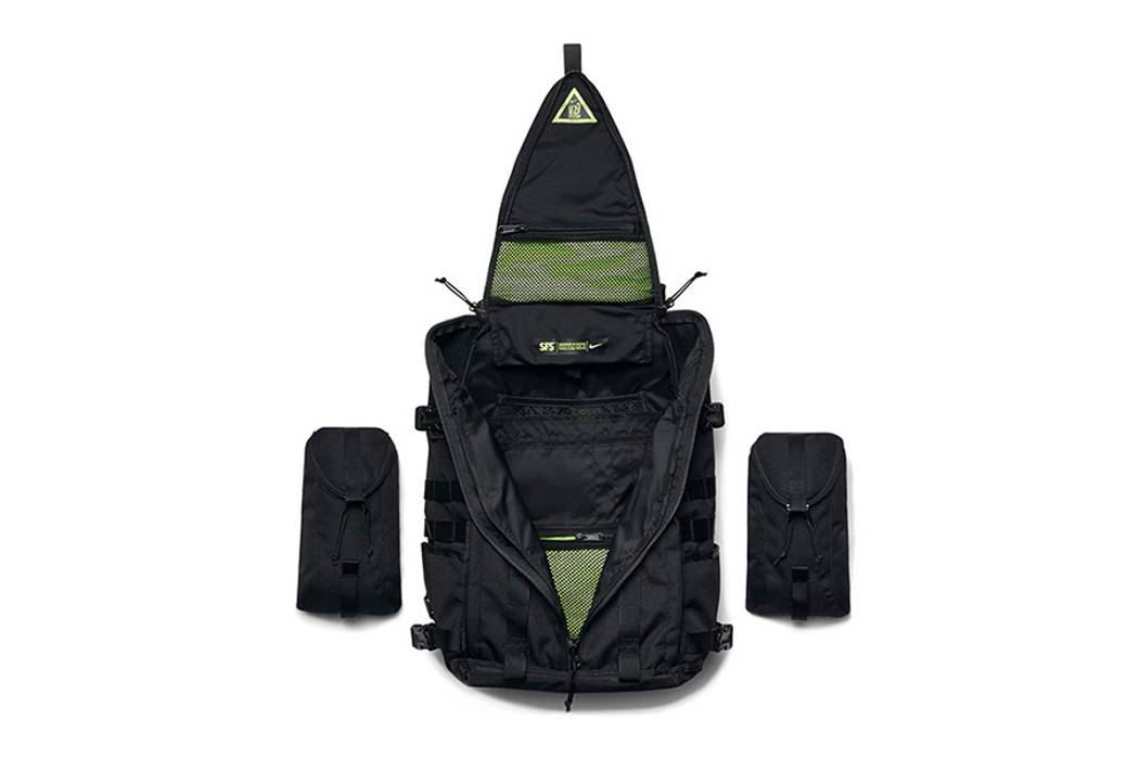 546b04f96232 Nike ACG Nike Lab SFS Responder Black Backpack Size one size - Bags ...