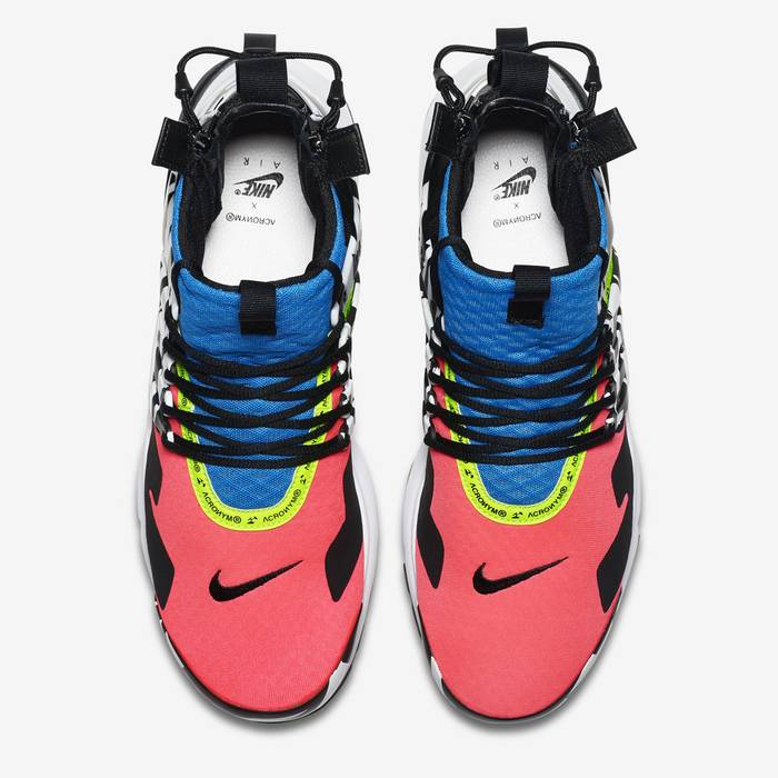 new products f391e e2c6c Nike Nike x ACRONYM Air Presto Mid