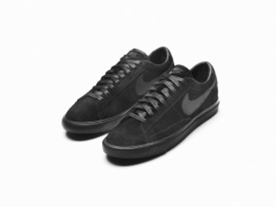 Nike NWT Comme des Garcons BLACK x Nike Blazer Low Prem CDG SP Size US 9 28fc47e92