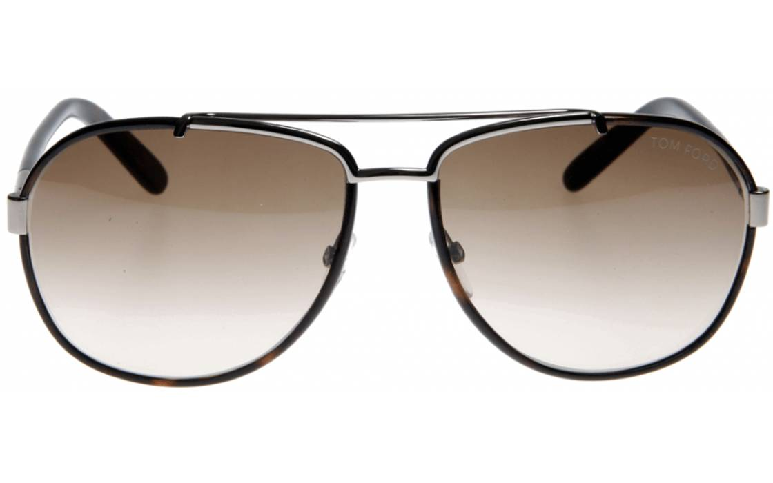 02d92f8e41 Tom Ford Tom Ford Miguel Havana Sunglasses Size one size ...