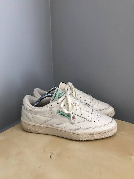 fcd64f07d0f3e4 Reebok Ivory Club C 85 Vintage Sneakers Size 8 - Low-Top Sneakers ...